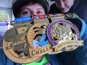 Wanna see my medals?